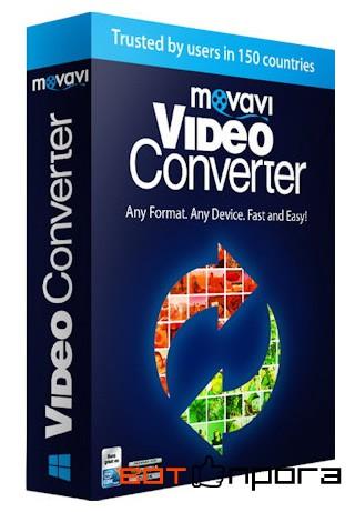 Movavi Video Converter 21.0.0 + Ключ