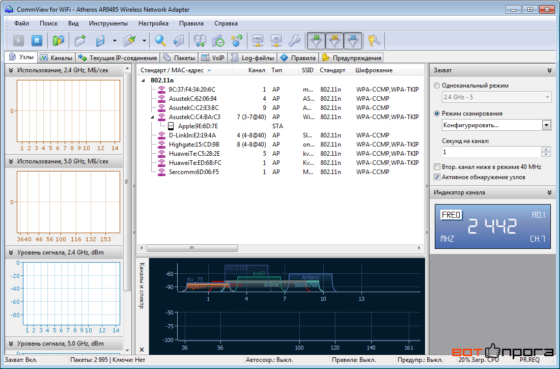 Commview for wifi 7 0 build 771 crack